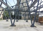 structura metalica hala piata 18