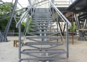 structura metalica hala piata 2