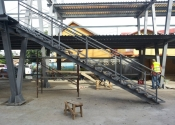structura metalica hala piata 3