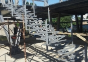 structura metalica hala piata 8